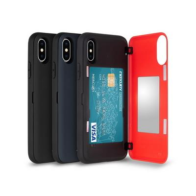 LG G8 머큐리 마그네틱 카드수납 도어 범퍼 케이스