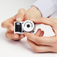 마그넷 카메라 연필깎이