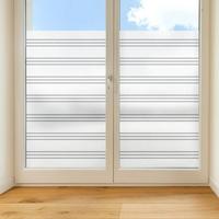 창문 시트지 칼라 안개시트지 트리아스트라이프01 L-B