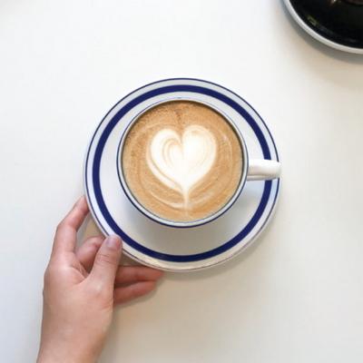 홈카페 예쁜 라떼잔 커피잔 세트