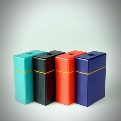 DUX 독일 휴대용 박스 연필깎이
