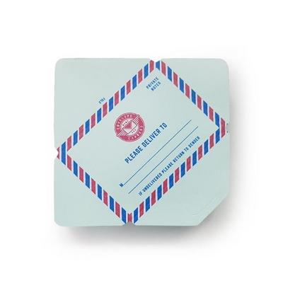 [썩유케이] 미니 메일 편지 모양 메모지