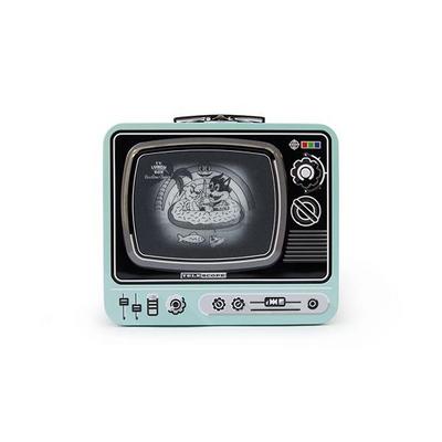 [썩유케이] TV 런치박스 도시락 가방 민트