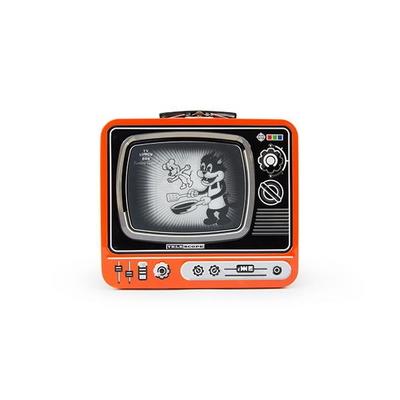 [썩유케이] TV 런치박스 도시락 가방 레드