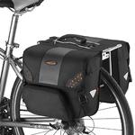 자전거 자출 및 여행 자전거 페니어 가방