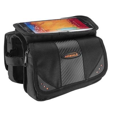 자전거 탑튜브 가방 - 스마트폰 거치 가능