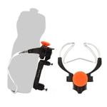 자전거 물통 케이지 - 각도 및 폭 조절 가능