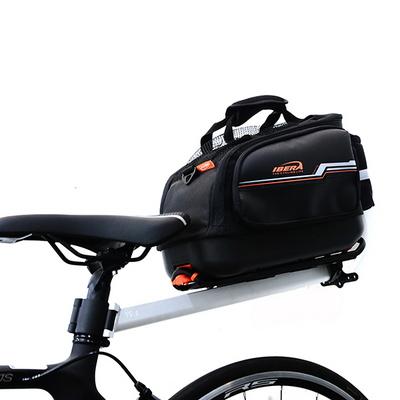 자전거 투어링 짐받이 가방 짐받이 세트