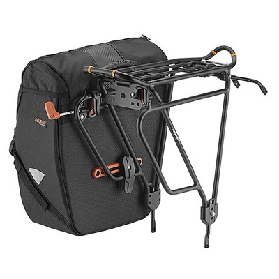 아아베라 자전거 짐받이 랙 대용량 15리터 사이클 패니어 대만산