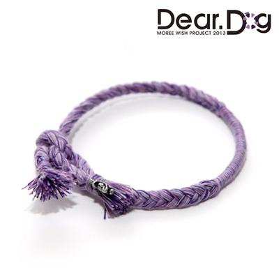 희망나눔프로젝트 Dear. Dog 유기견후원팔찌