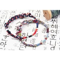 MOREE 수능대박 성공기원 핸드메이드 매듭팔찌