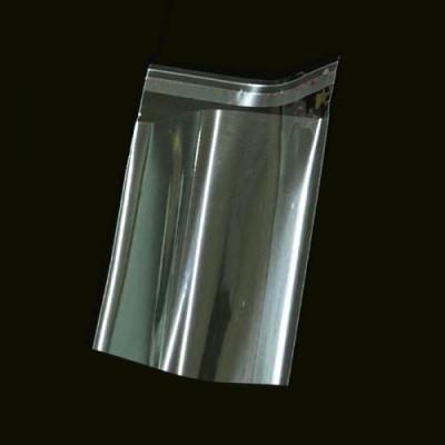 투명 비닐 접착 OPP봉투 폴리백 9X12cm+4cm 400매