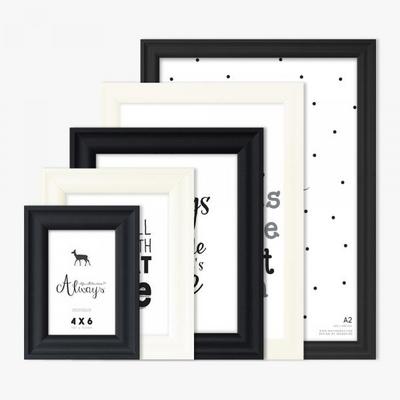 클래식 포토프레임 4x6 5x7 6x8 8x10 11x14 A4 A3 A2