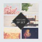 센티멘탈2 포스트카드 엽서세트 6P