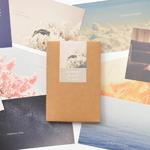 센티멘탈 포스트카드 엽서세트 12P