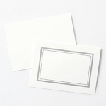 블랭크 폴딩 카드+봉투 5매 Set