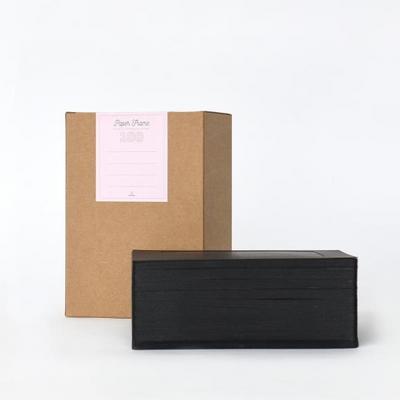 종이액자 페이퍼프레임 플레인100 - 4x6 블랙 100매