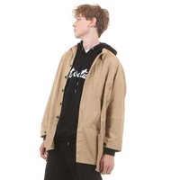 OVERSIZE KACHION COAT SHIRT BEIGE