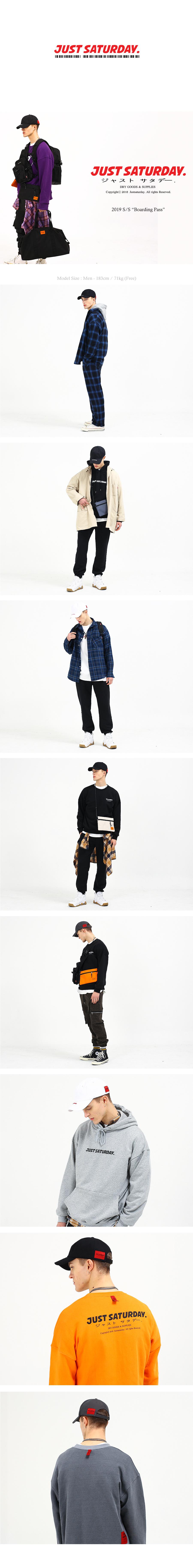 TWILL LOGO BB CAP BLACK - 저스트세러데이, 32,000원, 모자, 볼캡/스냅백