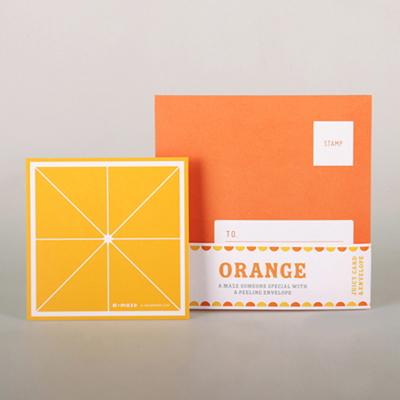 Juicy Mail - 오렌지