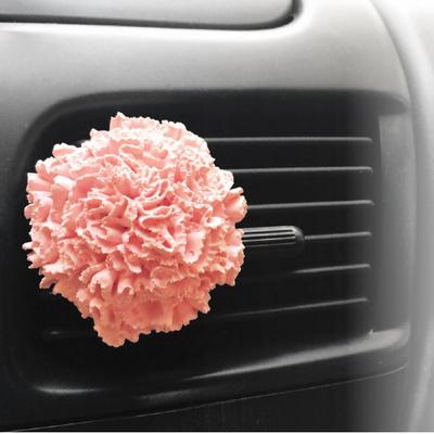 차량용 석고 방향제 MAY FLOWER ORNAMENT