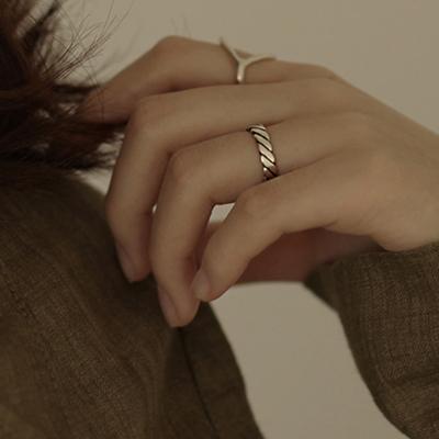 925 silver ring  thzi  유화반지