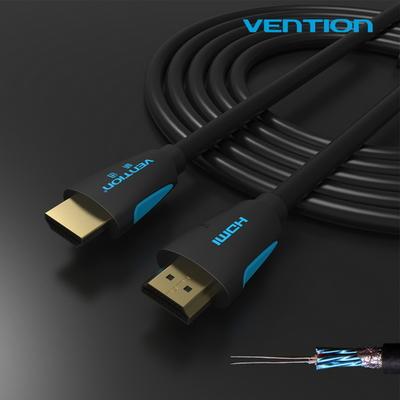 벤션 4K UHD HDMI 2.0 케이블 - 벨크로밴드 증정