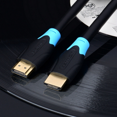 벤션 골드블랙 HDMI 2.0 케이블