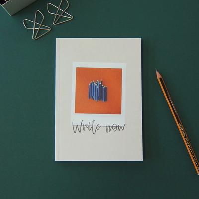 흑심 Write now 노트 + 책받침 세트