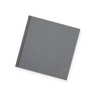 Blank book_gray