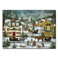 미국 레거시퍼블리싱그룹 크리스마스카드 10013