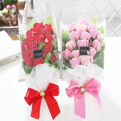 장미 15송이 꽃다발 부부의날 로즈데이 성년의날