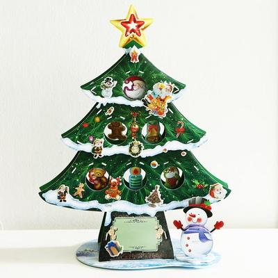 3D퍼즐트리(소) 크리스마스장식 미니트리 트리장식