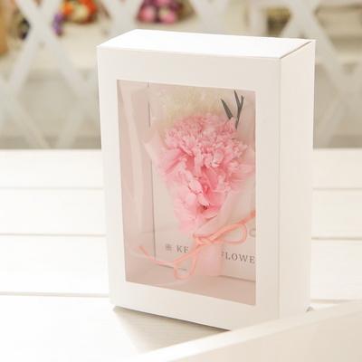 카네이션 프리저브드 미니부케 핑크 어버이날 선물