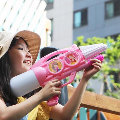 큐티압축 워터건 물총 물총축제 워터밤 물놀이용품