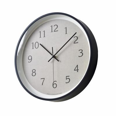 데님벽시계(그레이)