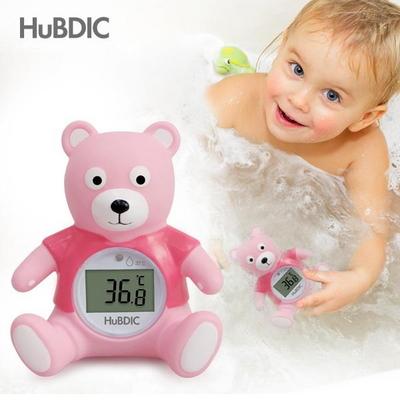 [휴비딕] 디지털 탕온도계 탕온계 꼬마곰 HBT-1