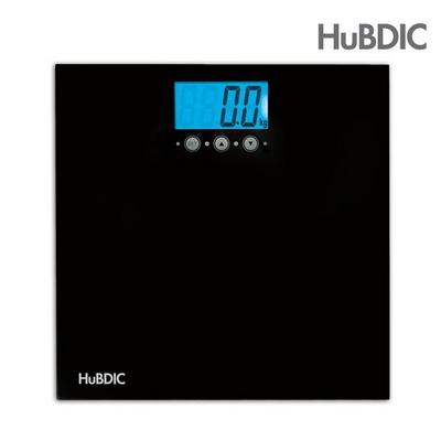 휴비딕 컬러 LED 디지털 타겟 체중계 HUS-301