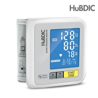 비피첵 자동 전자 손목 혈압계 HBP-700