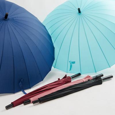 24살 컬러풀장우산