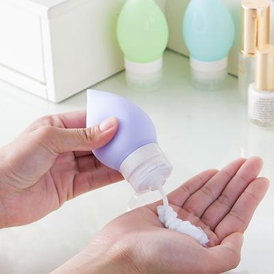 물방울 휴대용 화장품 용기(75ml)
