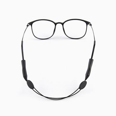 블랙 안경줄 안경스트랩 선글라스스트랩