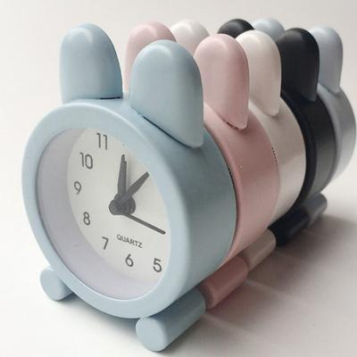 미니 시끄러운 알람시계 자명종시계 예쁜탁상시계