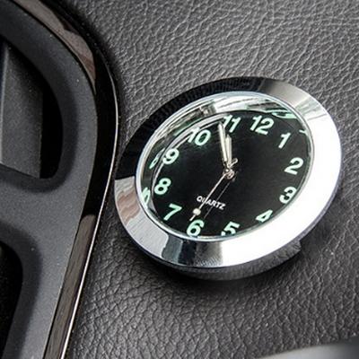 송풍구 차량용시계