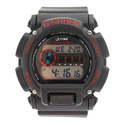 LA-TIME 329(RED) 군대시계 군용시계 군인시계 입대선물