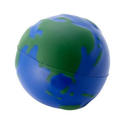 (네덜란드수입정품) 지구 악력볼(스트레스해소 및 손팔 근력훈련)