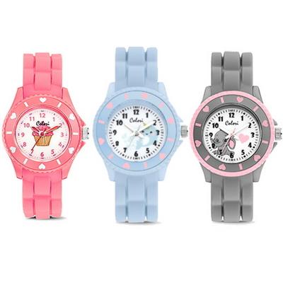 컬러리 여아키즈시계 어린이시계  패션시계 네델란드 Colori  수입정품