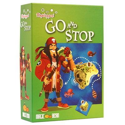 언플러그드 고앤스탑(go and stop)/코딩교육/보드게임