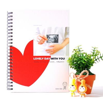 사랑해 ver01-포토 임신다이어리(태교일기)
