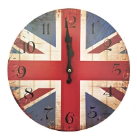 유니언 런던 빈티지 우드워치 벽시계 인테리어시계